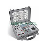 Certificador de Maquinas y Cuadros Electricos FULLTEST3 HT INSTRUMENTS
