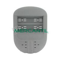 Chasis de Farola con Driver para Foco Modular LED 2x50W 150lm/w 90º IP65 LEDME