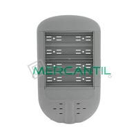 Chasis de Farola con Driver para Foco Modular LED 4x50W 150lm/w 90º IP65 LEDME