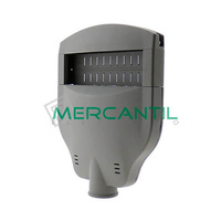 Chasis de Farola para Foco Modular LED 1x50W 150lm/w 90º IP65 LEDME