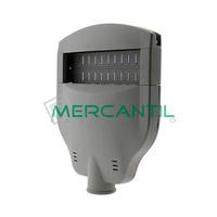 Chasis de Farola para Foco Modular LED 50W 150lm/w 90º IP65 LEDME