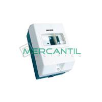 Cofret de Plastico Superficie IP65 SGV4 RETELEC