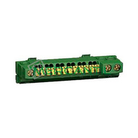 Colector de Tierra 15 Agujeros Mini Pragma SCHNEIDER ELECTRIC