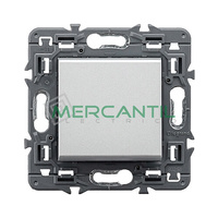 Conmutador 10AX Valena Next LEGRAND - Color Aluminio
