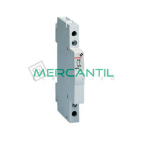 Contactor Auxiliar 6A 2NO CONTAX GENERAL ELECTRIC