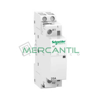 Contactor Modular 1P 25A iCT SCHNEIDER