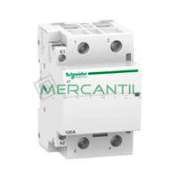 Contactor Modular 2P 100A iCT SCHNEIDER ELECTRIC