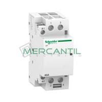 Contactor Modular 2P 40A iCT SCHNEIDER ELECTRIC