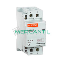 Contactor Modular 2P 63A 48Vca 1NO+1NC SGS1 RETELEC