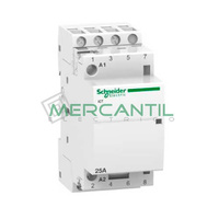 Contactor Modular 3P 25A iCT SCHNEIDER