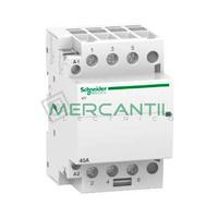 Contactor Modular 3P 40A iCT SCHNEIDER ELECTRIC
