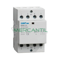 Contactor Modular 4P 25A NCH8 CHINT