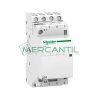Contactor Modular 4P 25A iCT SCHNEIDER ELECTRIC