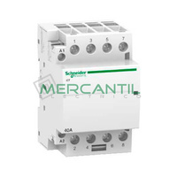 Contactor Modular 4P 40A iCT SCHNEIDER