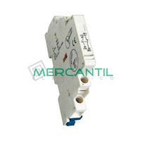 Contactor de Alarma 1NC y Auxiliar 1NC SGV2 RETELEC