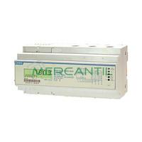 Contador de Energia Rail DIN Digital Trifasico 100A CONTAX D-10093-BUS ORBIS