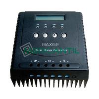 Controlador Solar de Carga 30A 12/24/48V con Acumulacion RETELEC