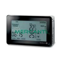 Cronotermostato Programable Tactil con Pantalla LCD Diario/Semanal KT16-W KOBAN