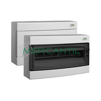 Cuadro Superficie 1 Fila y 18 Modulos IP40 PNS CHINT