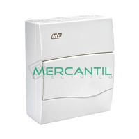Cuadro Superficie 1 Fila y 8 Modulos IP40 Combi IDE