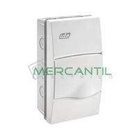 Cuadro de Empotrar 1 Fila y 4 Modulos IP40 Oro IDE