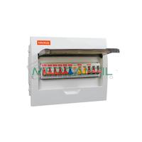 Cuadro de Empotrar 2 Filas 36 Modulos 294x410x109 IP30 SIGMA RETELEC