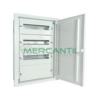 Cuadro de Empotrar para Caja Moldeada 3 Filas y 45 Modulos 600x400x140 IP40 CASTRINA RETELEC