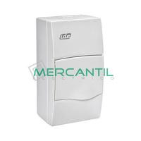 Cuadro de Superficie 1 Fila y 4 Modulos IP40 Combi IDE