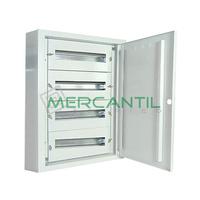 Cuadro de Superficie 4 Filas 60 Modulos 600x400x175 IP40 GARDENA RETELEC