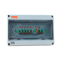 Cuadro de Superficie Estanco 2 Filas 24 Modulos 280x250x110 IP65 ARABBA RETELEC