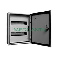 Cuadro de Superficie Estanco 2 Filas y 20 Modulos 400x300x150 IP65 SARENE RETELEC