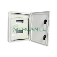 Cuadro de Superficie Estanco 2 Filas y 24 Modulos 400x300x165 IP65 SELLA RETELEC