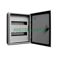 Cuadro de Superficie Estanco 4 Filas y 104 Modulos 700x600x200 IP65 SARENE RETELEC