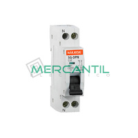 DPN 1P+N 20A SGDPN Industrial RETELEC