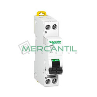 DPN-F 1P+N 20A Sector Residencial-Terciario SCHNEIDER ELECTRIC