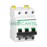 DPN-N 3P 16A Sector Residencial-Terciario SCHNEIDER ELECTRIC