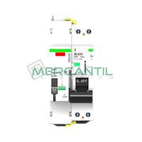 DPN Rearmable 2P 10A RETELEC