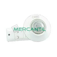 Detector de Movimiento Empotrado en Techo 360º DICROMAT MINI ORBIS