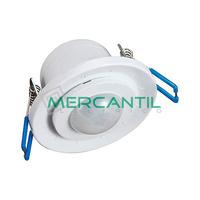Detector de Movimiento Empotrado en Techo 360º E13 ELECTRA