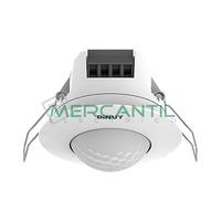 Detector de Movimiento Empotrado enTecho IP40 360º DINUY
