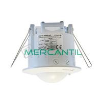 Detector de Movimiento por Microondas Empotrado en Techo IP20 360º KDP18 360FP-HF KOBAN