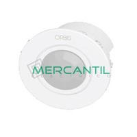 Detector de Movimiento/Presencia Empotrado en Techo IP20 360º DICROMAT+ ORBIS