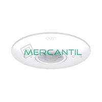 Detector de Movimiento/Presencia sobre Techo IP20 360º CIRCUMAT+ ORBIS
