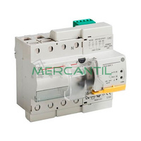 Diferencial Rearmable TeleREC2 4P 100A GENERAL ELECTRIC