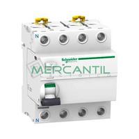 Diferencial Superinmunizado Instantaneo 4P 25A 30mA iID SCHNEIDER
