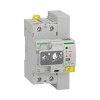 Diferencial rearmable RED 2P 40A 30mA Schneider Electric