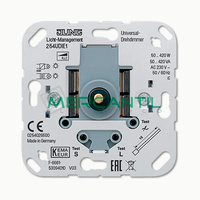Dimmer Giratorio Universal Incremental LS990 JUNG