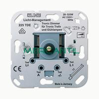 Dimmer Giratorio con Conmutador 20-525VA/W LS990 JUNG
