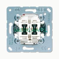 Doble Interruptor de Control DND/MUR LS990 JUNG