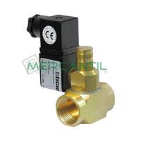 Electrovalvula Gas Normalmente Abierta 12V 3VA IP65 Axolute BTICINO